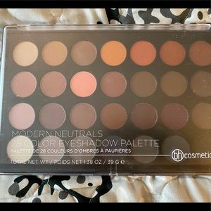 New BH cosmetics Neutrals 28 color shadow palette